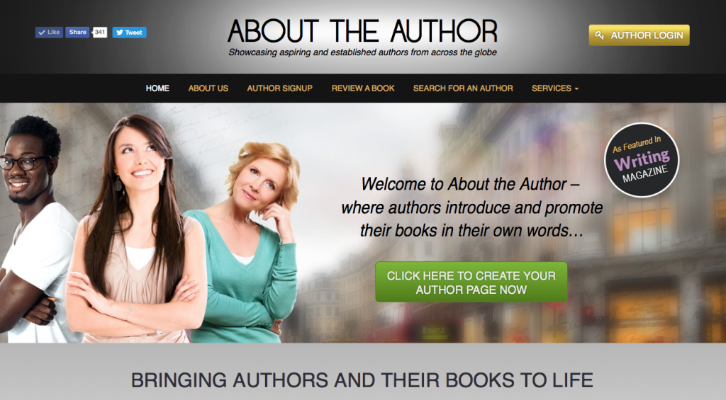 How To Promote A Book - AboutTheAuthor.co.uk